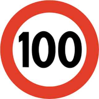 100 in 8