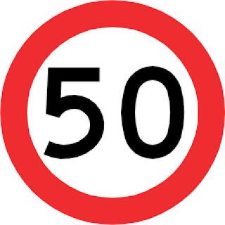 50-sign